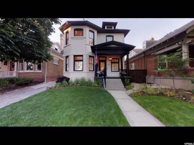 509 E 3RD Ave N, Salt Lake City, UT 84103 (#1608742) :: Bustos Real Estate | Keller Williams Utah Realtors