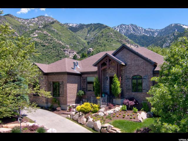 46 Lone Hollow Dr S, Sandy, UT 84092 (#1608748) :: Red Sign Team