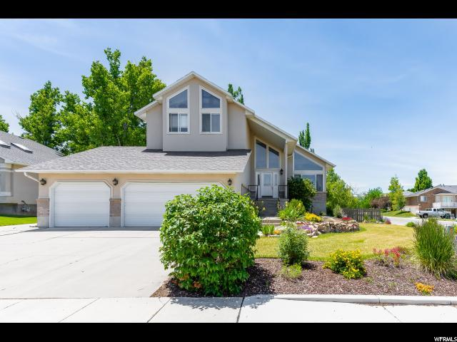 217 Lakeview, Stansbury Park, UT 84074 (#1608753) :: Red Sign Team