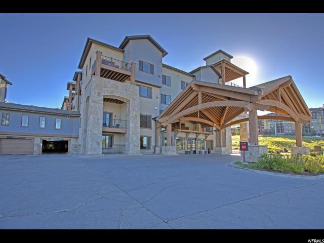 2669 Canyons Dr #502, Park City, UT 84098 (MLS #1608770) :: High Country Properties