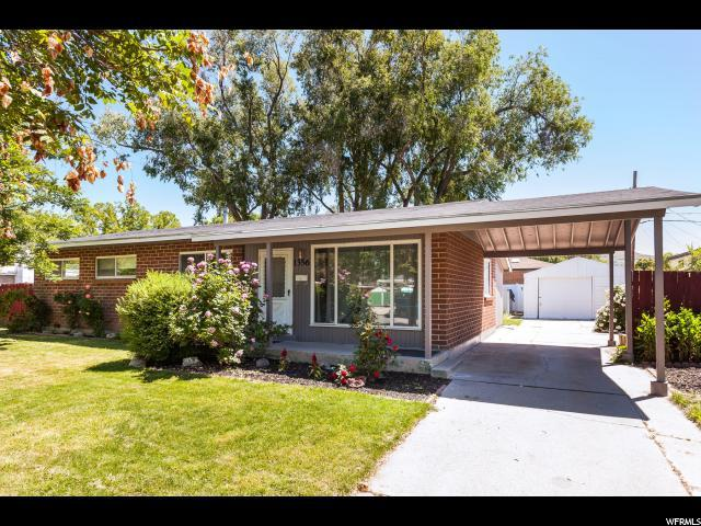 1356 N 1500 W, Salt Lake City, UT 84116 (#1608796) :: Bustos Real Estate   Keller Williams Utah Realtors