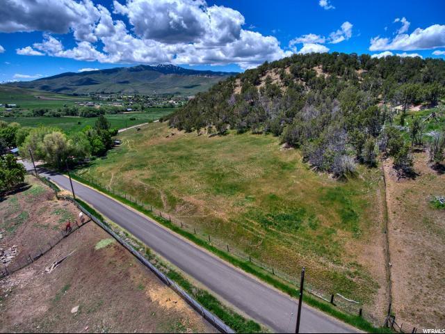 491 Chalk Creek Rd, Coalville, UT 84017 (MLS #1608800) :: High Country Properties