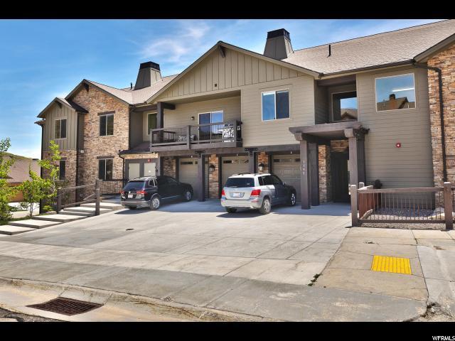 1195 W Black Rock Trl N B, Heber City, UT 84032 (MLS #1608804) :: High Country Properties