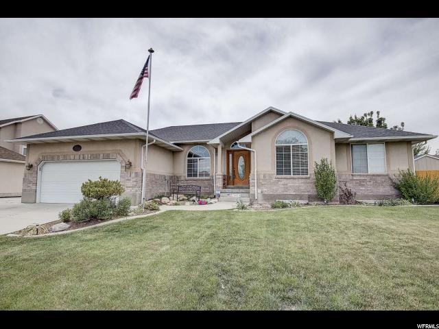 7874 S Peak Dr W, West Jordan, UT 84088 (#1608809) :: Bustos Real Estate | Keller Williams Utah Realtors