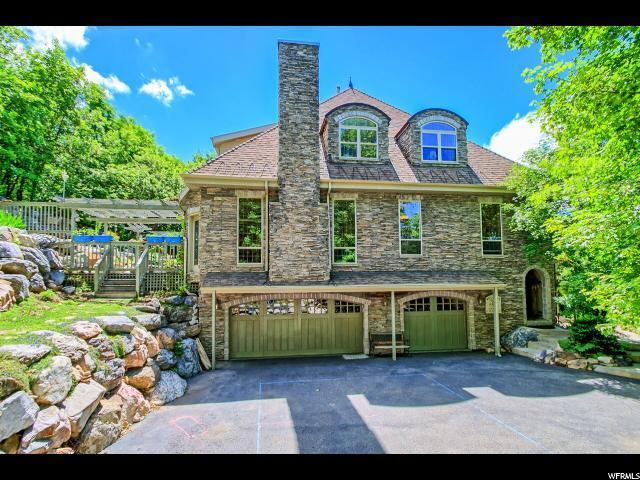 705 Skylake Dr, Woodland Hills, UT 84653 (#1608826) :: Exit Realty Success