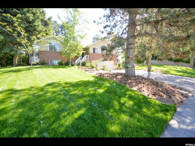 673 E Oak Ln N, Kaysville, UT 84037 (#1608835) :: Doxey Real Estate Group