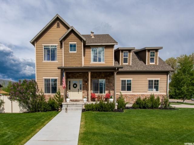 320 N 500 W, Heber City, UT 84032 (MLS #1608838) :: High Country Properties