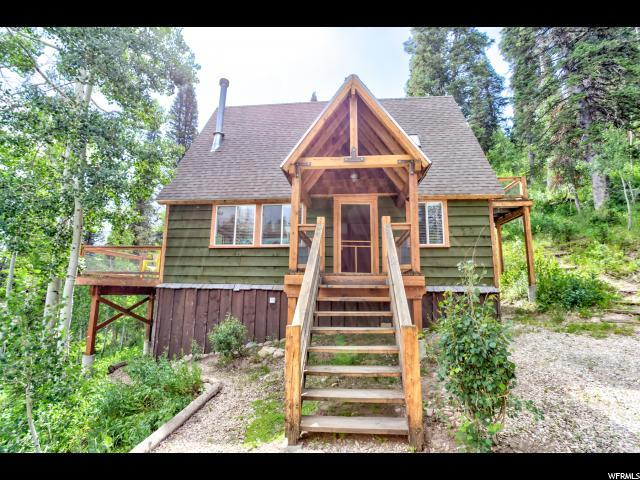 1519 Pine Needle Cir F-5, Wanship, UT 84017 (MLS #1608881) :: High Country Properties