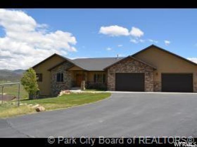 316 Fox Hollow Run, Wanship, UT 84017 (MLS #1608915) :: High Country Properties
