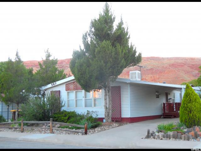 562 N Cliffview Dr., Moab, UT 84532 (#1608925) :: Action Team Realty