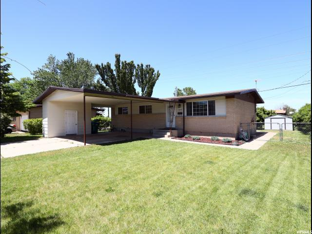 2478 W 4600 S, Roy, UT 84067 (#1608956) :: Doxey Real Estate Group