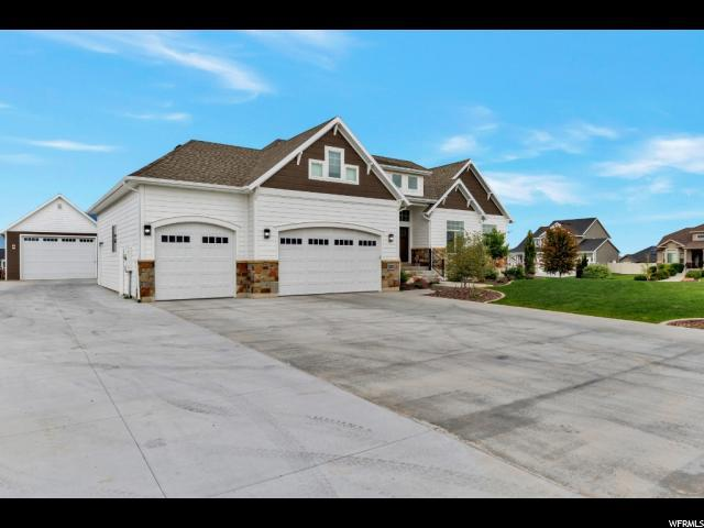 2279 N 3430 W, Clinton, UT 84015 (#1608959) :: Doxey Real Estate Group