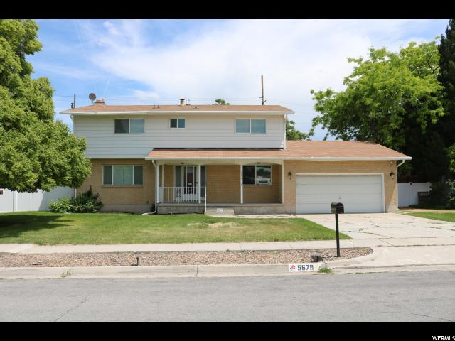 5679 S Cora Way, Taylorsville, UT 84129 (#1608984) :: Exit Realty Success