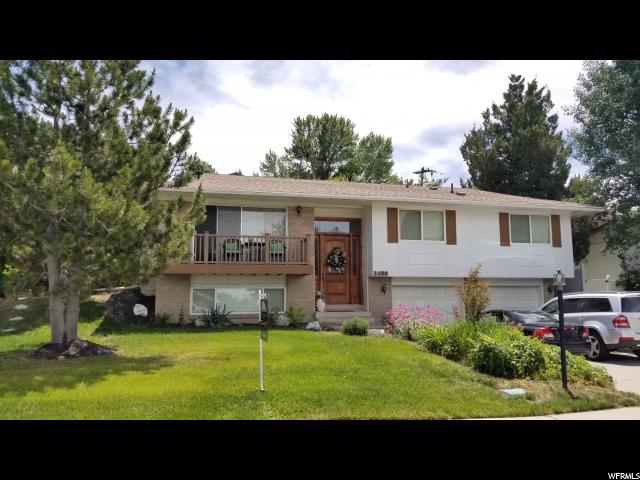 2408 E Catalina Dr S, Cottonwood Heights, UT 84121 (#1608992) :: goBE Realty