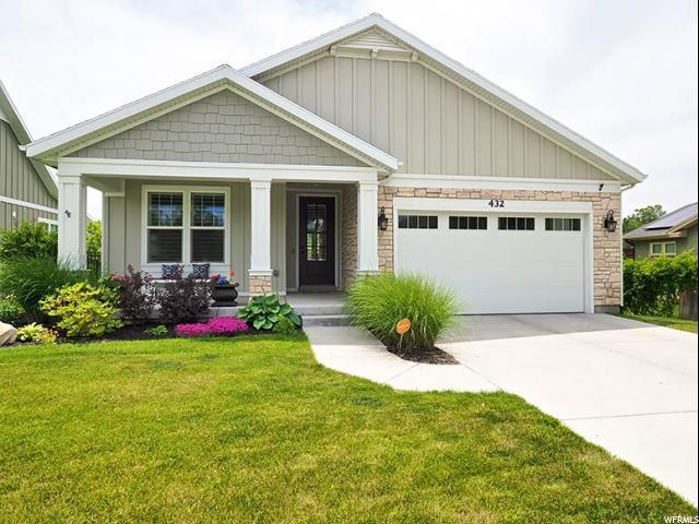 432 E Vine St, Murray, UT 84107 (#1608995) :: Bustos Real Estate | Keller Williams Utah Realtors