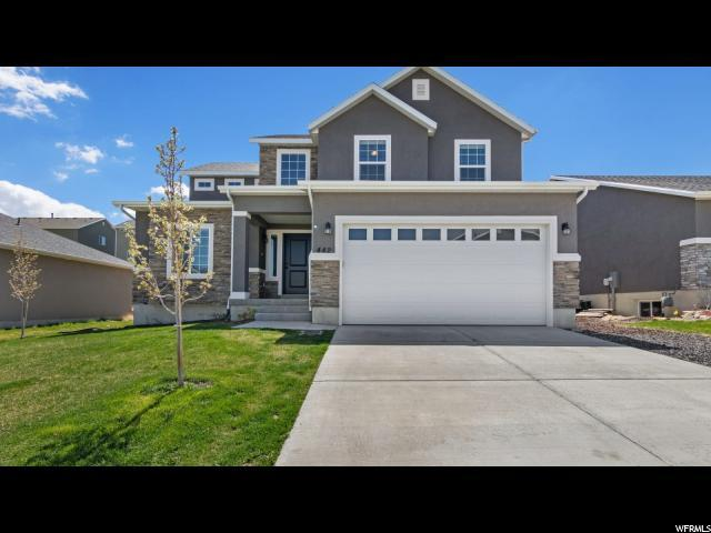 442 Slate Dr, Santaquin, UT 84655 (#1609019) :: Powerhouse Team | Premier Real Estate