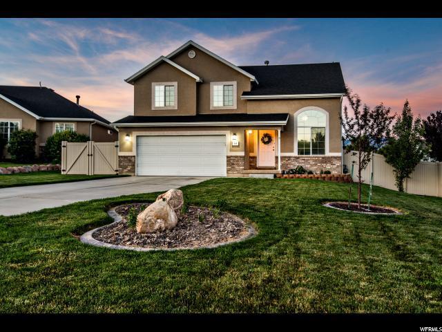 408 W Cinnamon Cir N, Saratoga Springs, UT 84045 (#1609038) :: The Utah Homes Team with iPro Realty Network