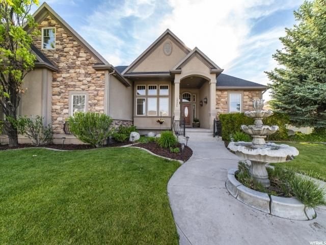 12566 S Harvest Spring Ln, Riverton, UT 84065 (#1609044) :: The Utah Homes Team with iPro Realty Network
