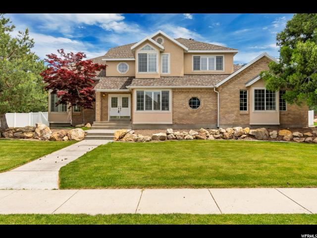 10853 S High Ridge Ln, Sandy, UT 84092 (#1609045) :: Red Sign Team