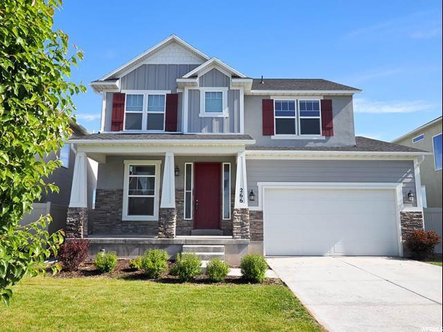 266 E Verano Way, Saratoga Springs, UT 84045 (#1609047) :: The Utah Homes Team with iPro Realty Network