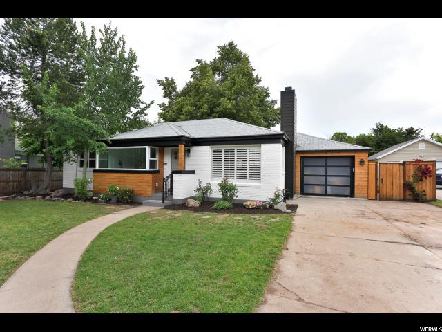 1470 S 2100 E, Salt Lake City, UT 84108 (#1609087) :: Powerhouse Team | Premier Real Estate