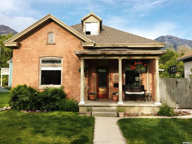78 N 500 E, Provo, UT 84606 (#1609095) :: The Utah Homes Team with iPro Realty Network