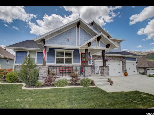 585 Knollwood W, Heber City, UT 84032 (#1609096) :: Action Team Realty