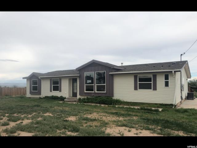 3283 S Vernal Ave, Vernal, UT 84078 (#1609104) :: Powerhouse Team | Premier Real Estate