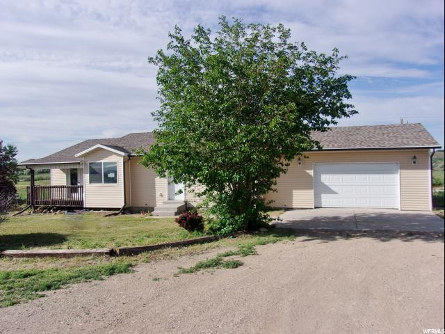 128 E 3000 S, Roosevelt, UT 84066 (#1609123) :: Big Key Real Estate