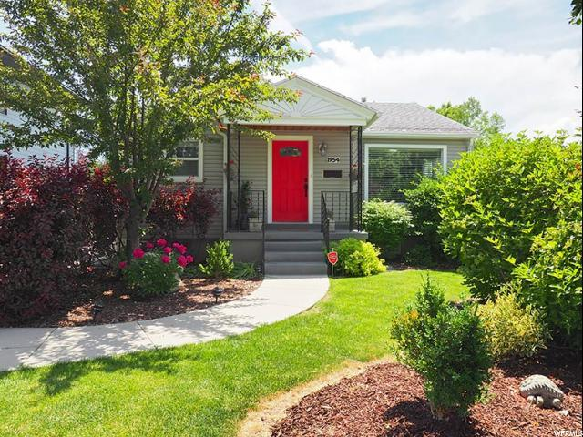 1954 E Ramona Ave, Salt Lake City, UT 84108 (#1609126) :: Powerhouse Team | Premier Real Estate