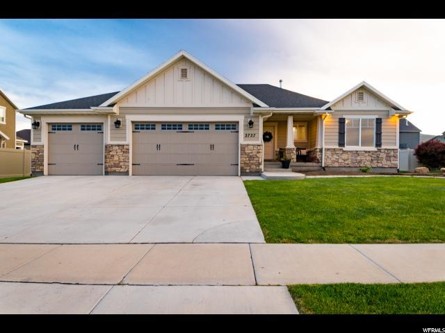 2727 S Lavender Ln, Saratoga Springs, UT 84045 (#1609132) :: The Utah Homes Team with iPro Realty Network