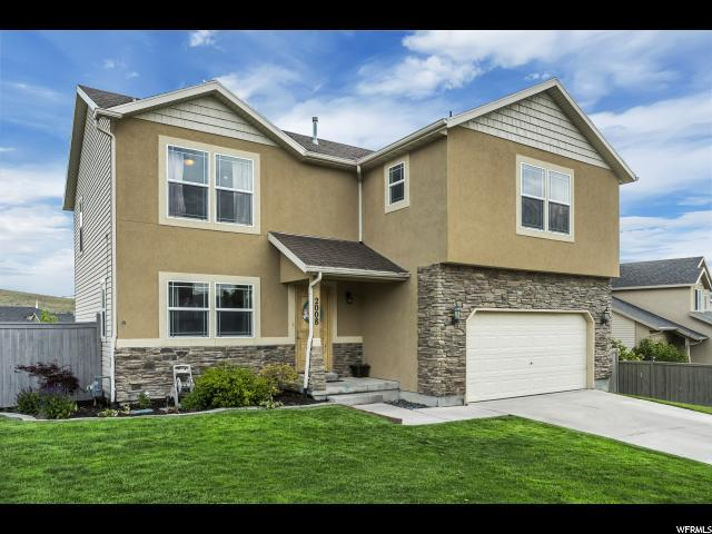 2008 E Sycamore Dr N, Eagle Mountain, UT 84005 (#1609139) :: Exit Realty Success