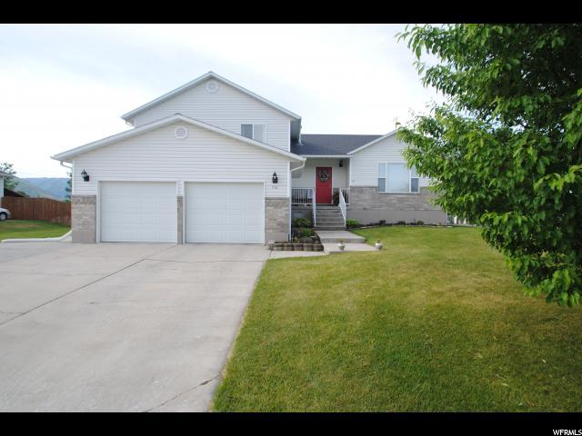510 W 2965 S, Nibley, UT 84321 (#1609148) :: The Canovo Group
