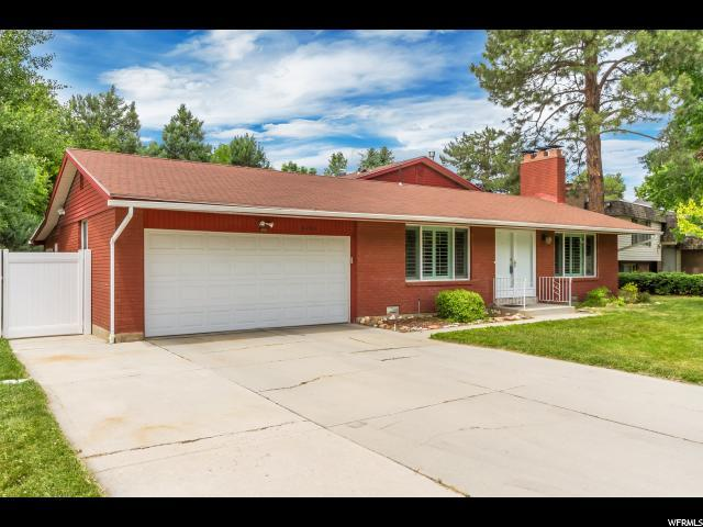 6780 S Olivet Dr, Cottonwood Heights, UT 84121 (#1609156) :: Powerhouse Team | Premier Real Estate