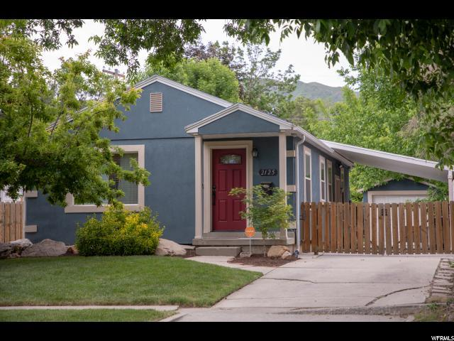 2125 S Wellington St, Salt Lake City, UT 84106 (#1609159) :: Powerhouse Team | Premier Real Estate