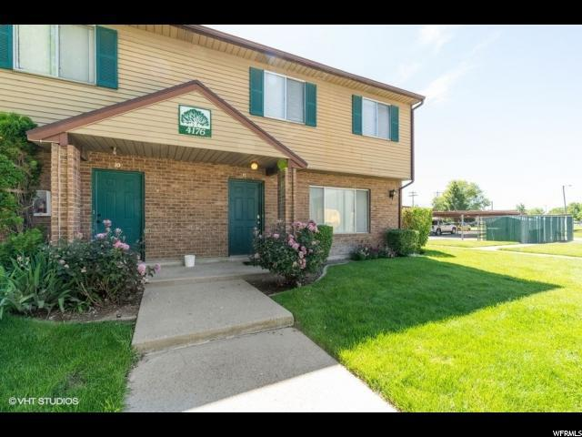 4176 S Oak Meadows Dr #11, Taylorsville, UT 84123 (#1609166) :: Exit Realty Success