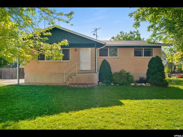 1679 N 2800 W, Clinton, UT 84015 (#1609168) :: Doxey Real Estate Group