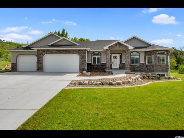 7555 S 1740 E, South Weber, UT 84405 (#1609181) :: Doxey Real Estate Group