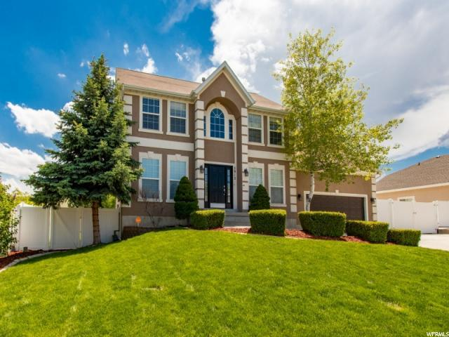 5913 W Silver Saddle Way, Herriman, UT 84096 (#1609198) :: The Utah Homes Team with iPro Realty Network
