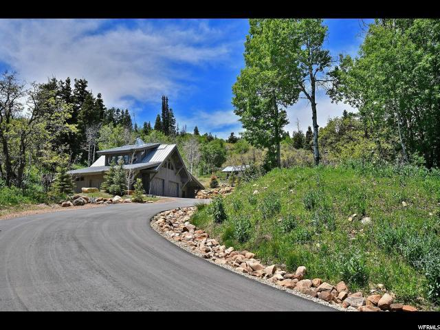 1125 Tollgate Canyon Rd, Park City, UT 84098 (MLS #1609216) :: High Country Properties
