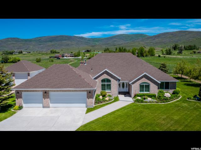 680 W North Bench Rd, Oakley, UT 84055 (#1609222) :: Red Sign Team