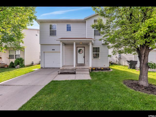 1926 N 2225 W, Clinton, UT 84015 (#1609227) :: Doxey Real Estate Group