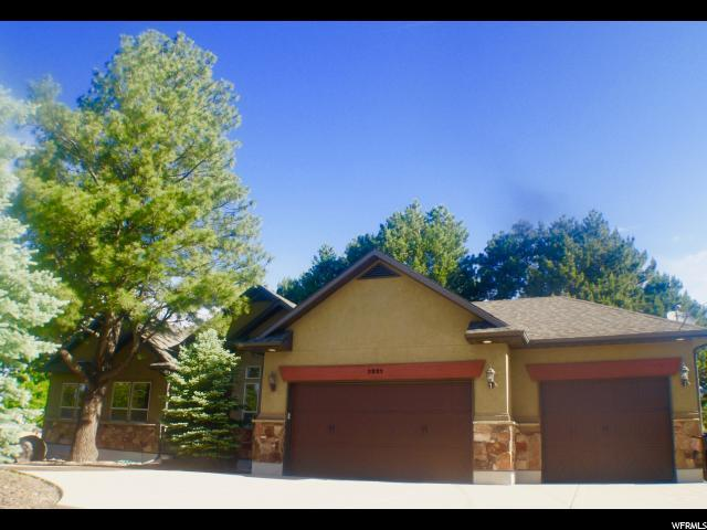 3221 E Little Cottonwood Rd S, Sandy, UT 84092 (#1609235) :: Red Sign Team