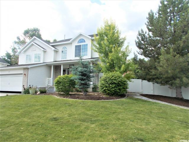 252 Spyglass Dr, Stansbury Park, UT 84074 (#1609248) :: Red Sign Team
