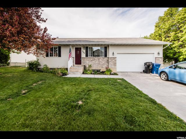 308 E 2440 N, North Logan, UT 84341 (#1609256) :: Action Team Realty