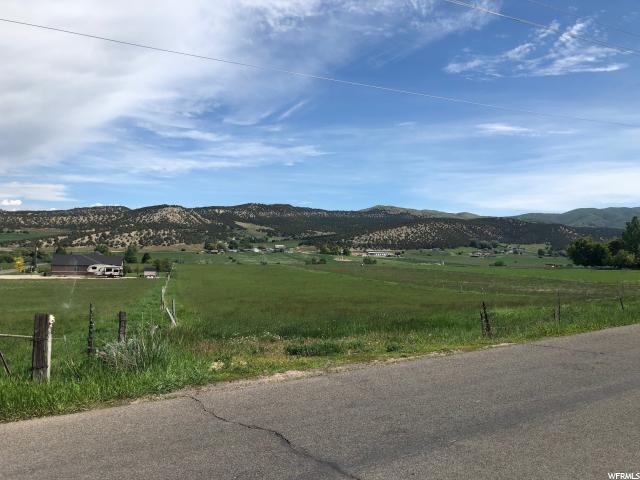 511 E Border Station Rd, Coalville, UT 84017 (MLS #1609272) :: High Country Properties