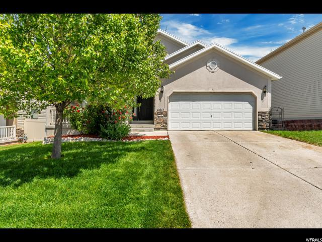 4611 S City Vistas Way, West Valley City, UT 84128 (#1609284) :: Action Team Realty