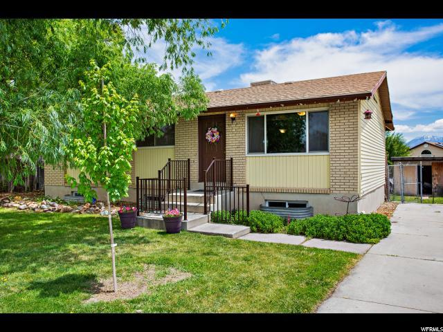 6945 S 3420 W, West Jordan, UT 84084 (#1609287) :: Powerhouse Team | Premier Real Estate