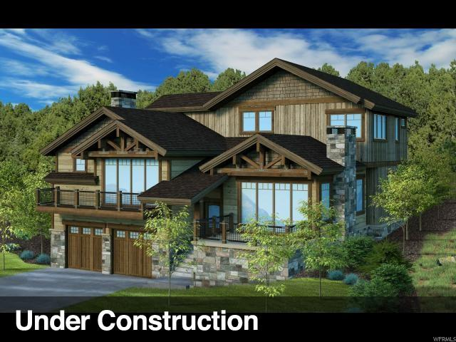 1881 E Kings Peak Cir (Lot Cp-40) Cp-40, Heber City, UT 84032 (#1609299) :: Colemere Realty Associates