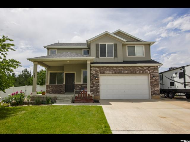 784 E 2050 S, Clearfield, UT 84015 (#1609304) :: Doxey Real Estate Group